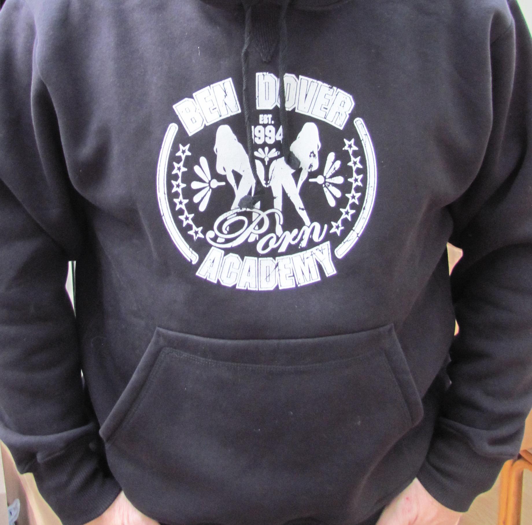52 x Ben Dover Hoodies Sweat shirts 100% Cotton . S M L. RRP £2079.48
