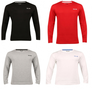 Wholesale Joblot of 20 Mar-Bee London Mens Long Sleeve T-Shirts 4 Colours