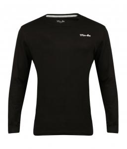 Wholesale Joblot of 10 Mar-Bee London Mens Long Sleeve T-Shirts Black S-XXL