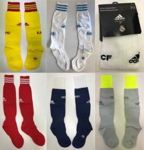One Off Joblot of 34 Adidas Football Socks Huge Range Included - Mixed Sizes