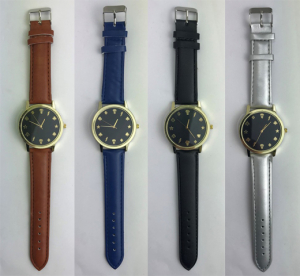 One Off Joblot of 15 Unisex Symbol Dial Watches Mixed Colours