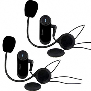 One Off Joblot Of 7 Buyee 2 x Motorcycle Helmet BT Intercom Kits