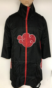One Off Joblot of 21 Naruto Akatsuki Anime Fancy Dress Costume Adults
