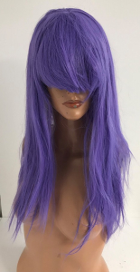 Wholesale Joblot of 20 Reelva Vogue Lady Straight Long Hair Wig Purple WIGC072