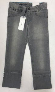 One Off Joblot of 4 Hugo Boss Boys Montana Slim Grey Jeans
