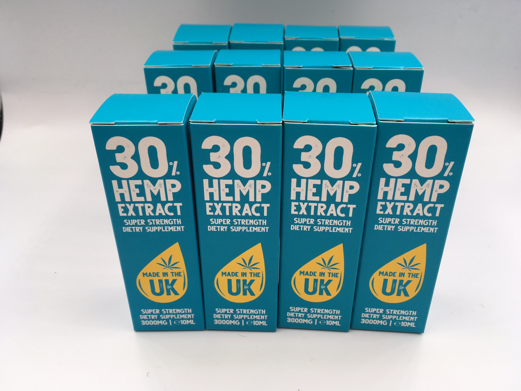 Stour Health - Hemp Oil - 30% - super strength dietary supplement - 10ml