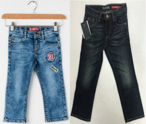 One Off Joblot of 4 Guess Childrens Jeans 2 Styles Sizes 2-6