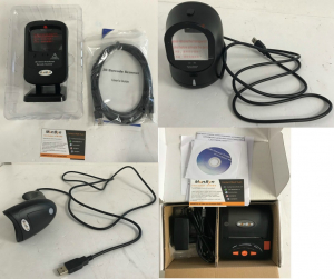 One Off Joblot of 19 Shop Stock - Barcode Scanners, Thermal Printers & More