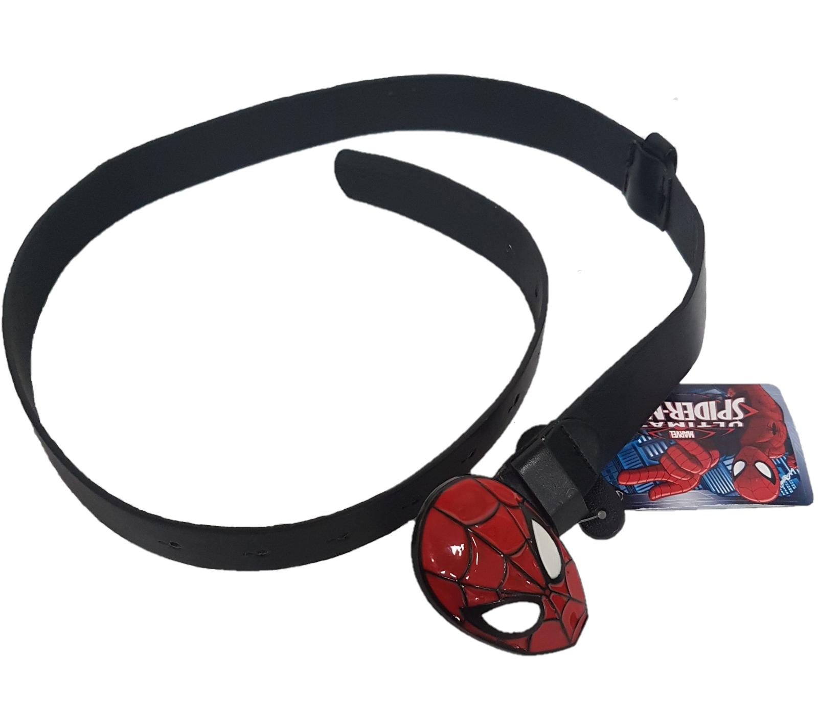 20 x Childs Marvel Spiderman Belt Metal Buckle 4-8 Years