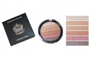 Wholesale Joblot of 20 Cougar 6 Shades of Nude Eyeshadow Contour Set