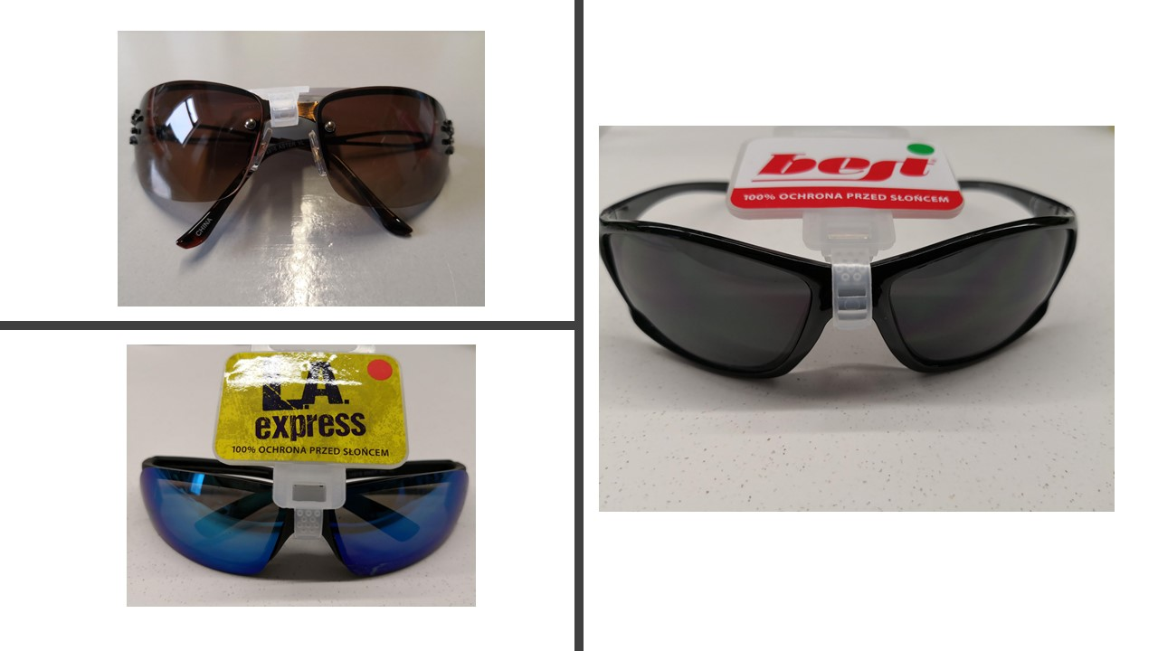 Sunglasses Mens and Womens - assorted styles - 60 in a pack
