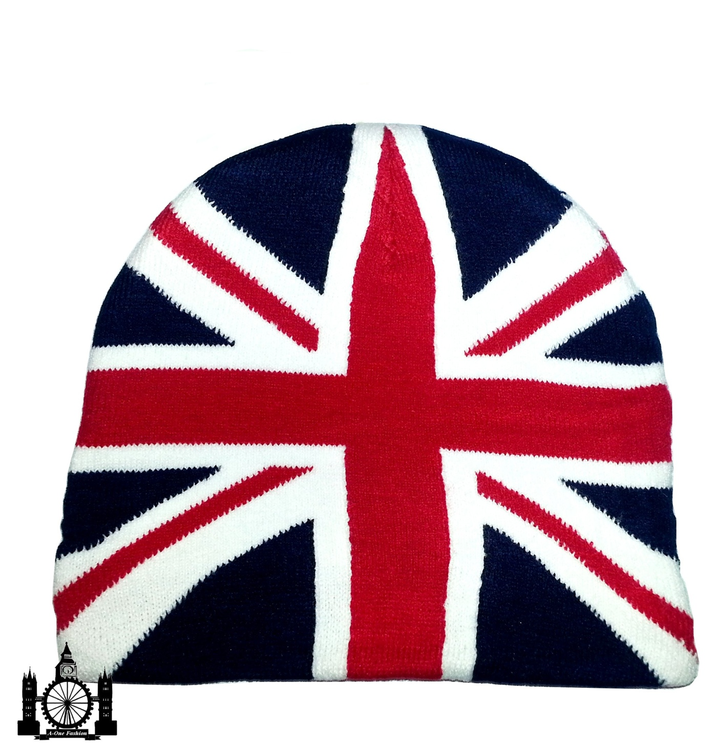2400 Union Jack beanie hat London souvenirs UJ hat man women winter hat