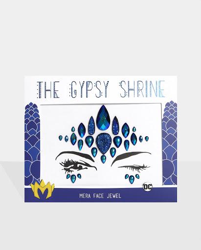 THE GYPSY SHRINE Warner Bros Mera Mermaid Face & Body Jewels Bundle (50 Units)