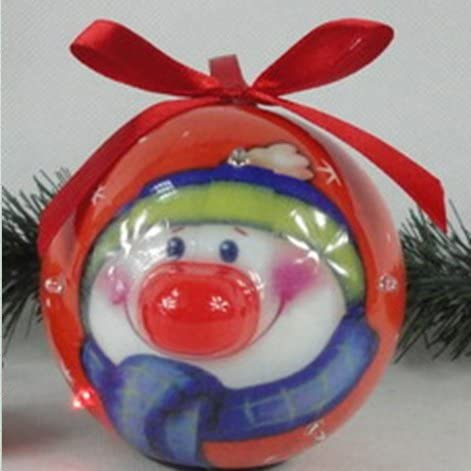 Snowman Baubles - 30 in a lot