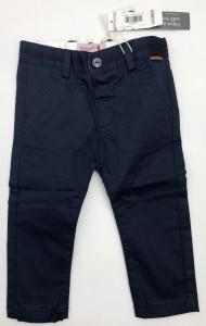 One Off Joblot of 7 Boboli Boys Navy Smart Trousers Sizes 6m-4y