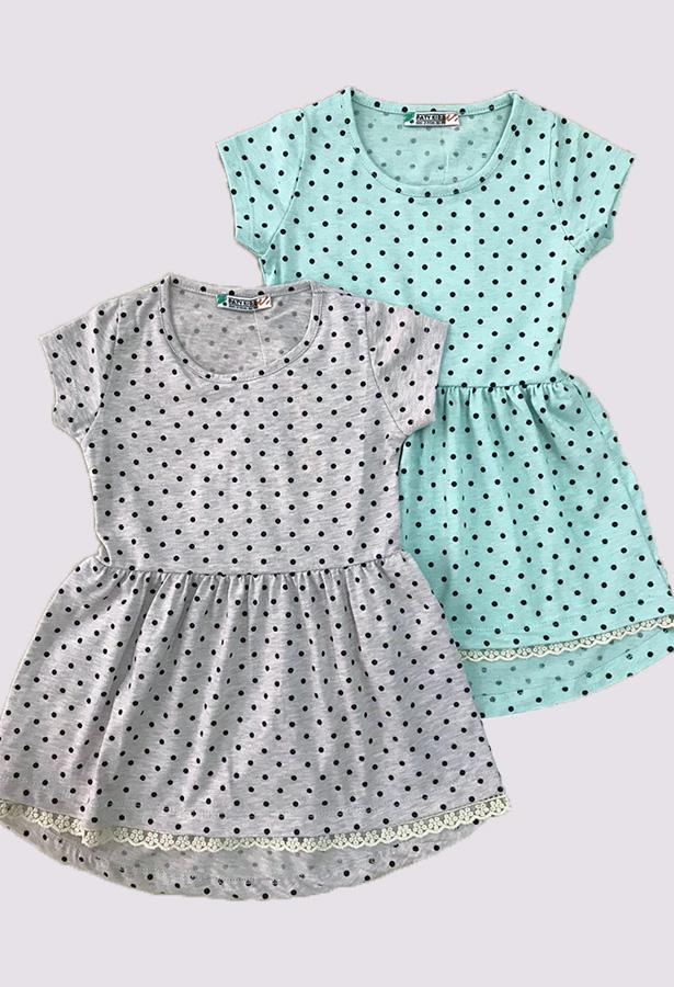 Brand New Joblot of 20x High Quality Girls Dresses / 2 Designs
