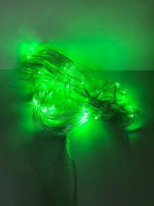 Wholesale Joblot of 12 2x2m Green Net Festive Christmas Lights
