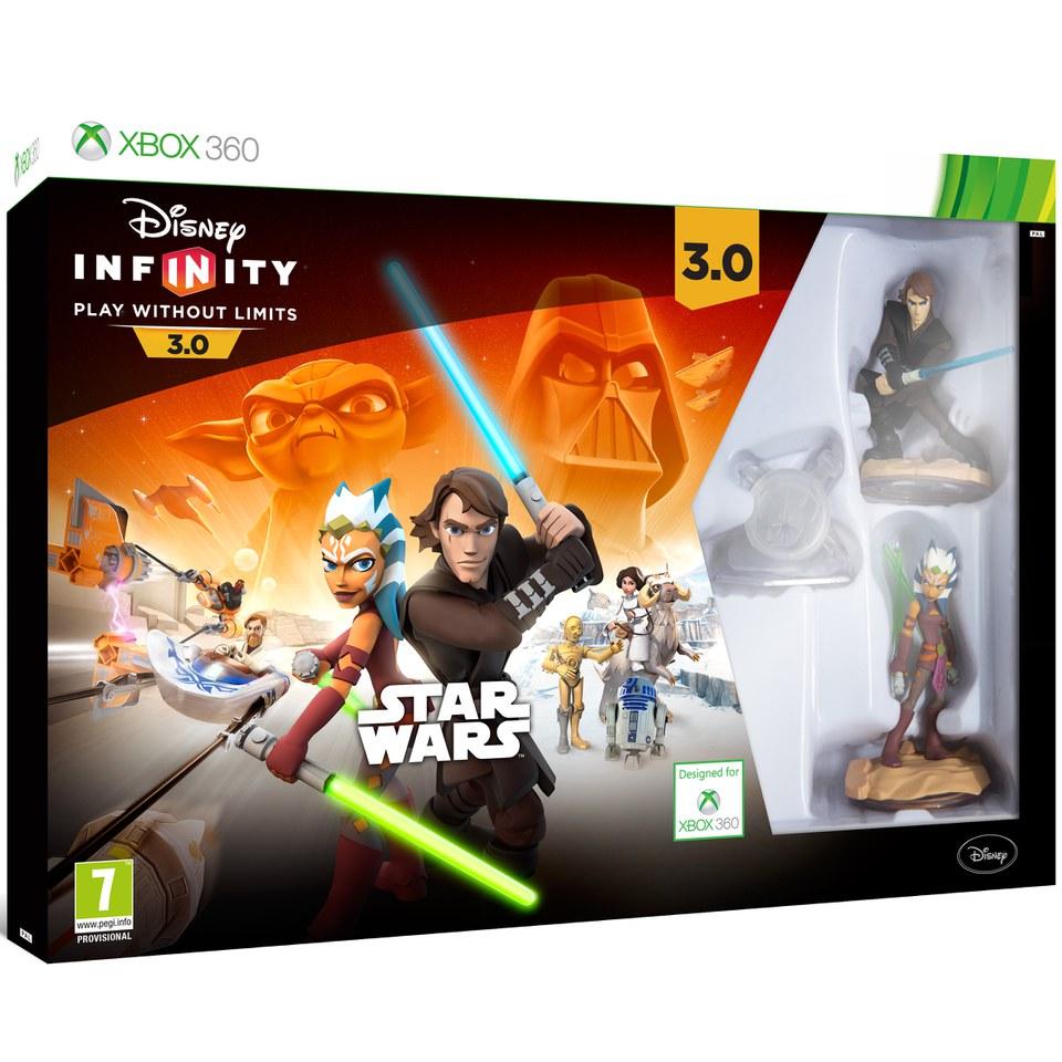 240 x Disney Infinity 3.0 Star Wars Xbox 360 Starter Pack