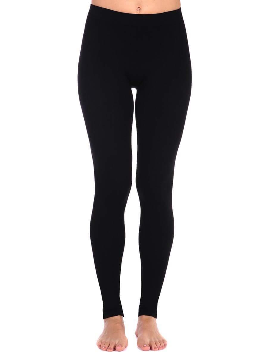clearance Joblot of ladies basic black leggings 1x59