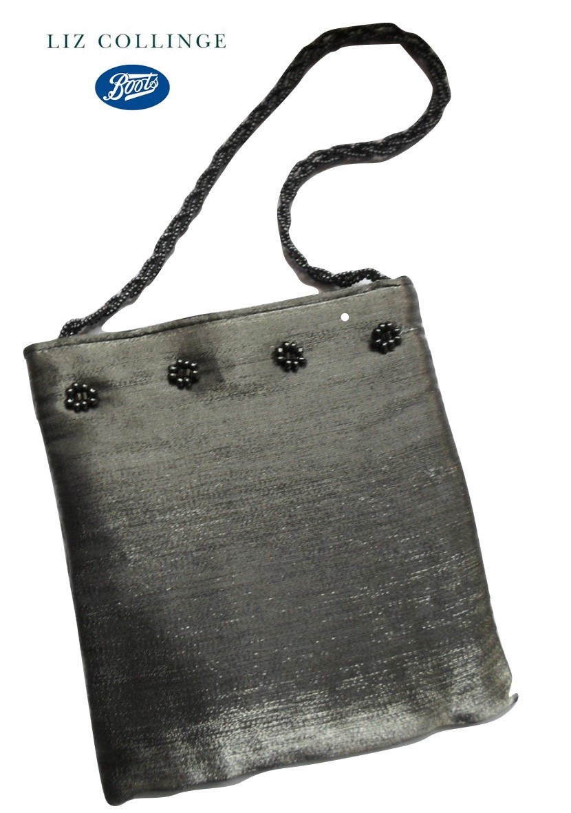 Ladies Liz Collinge Small Clutch Bag/Purse