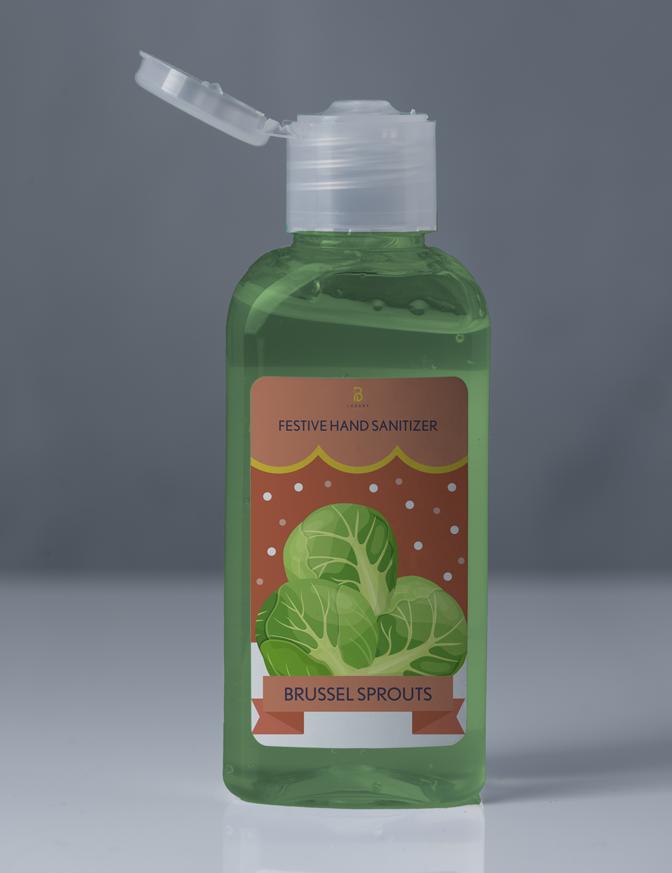 Christmas Scented Hand Sanitiser Gift Set