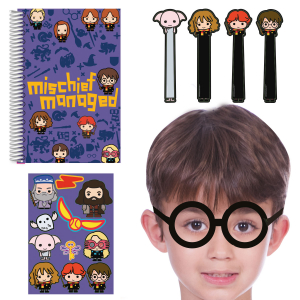 Wholesale Joblot of 50 Amscan Harry Potter Party Bag Fillers (Pack of 16)