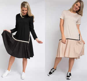 Wholesale Joblot of 8 Yuki Tokyo Ladies Demi Dress in 2 Colours Size 8-12