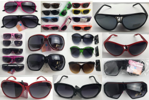 Wholesale Joblot of 100 Assorted Sunglasses Mens & Womens