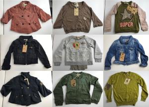 One Off Joblot of 13 Scotch R'Belle Girls Jumpers, Jackets, Coats Various Design