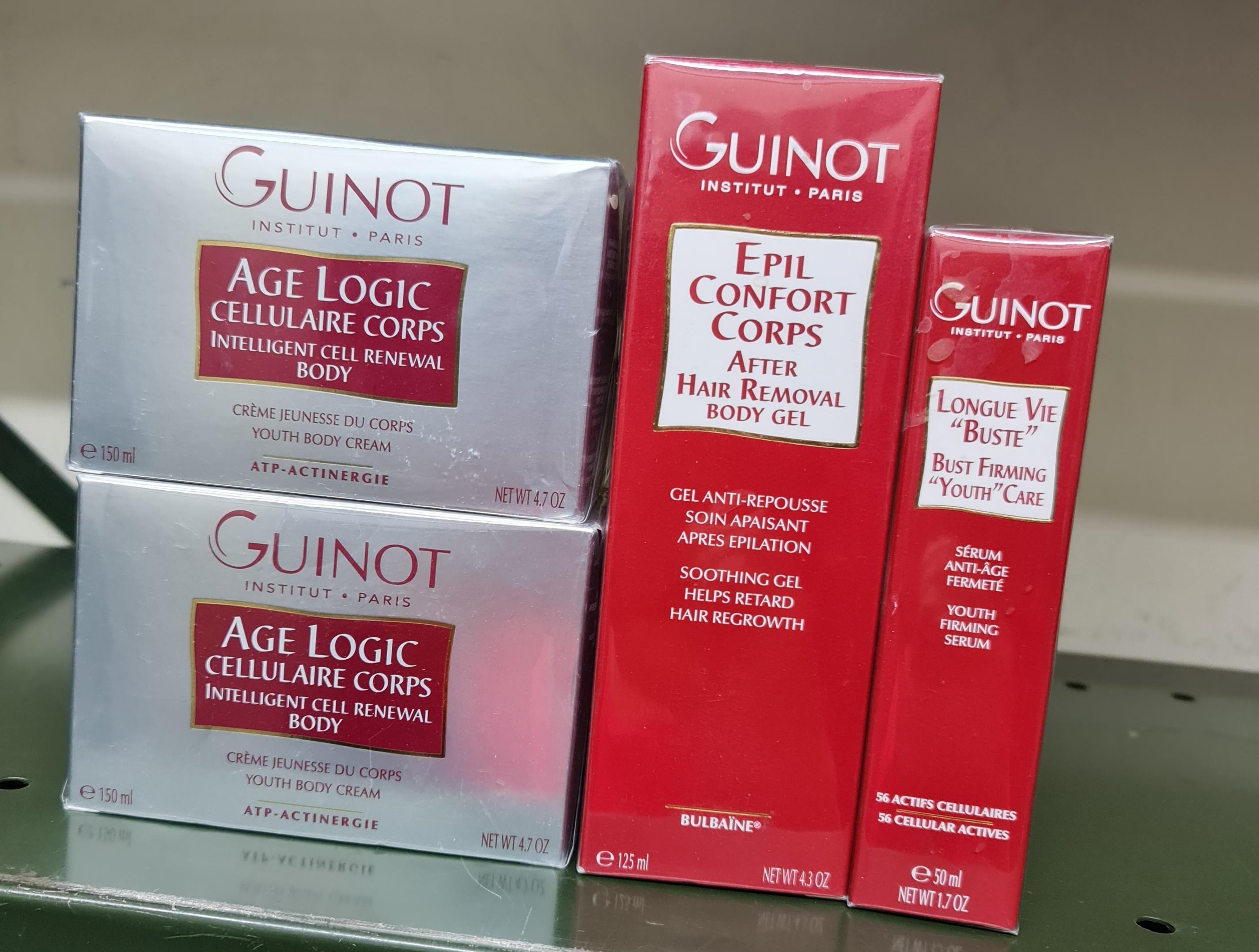 Guinot Bodycare Job Lot