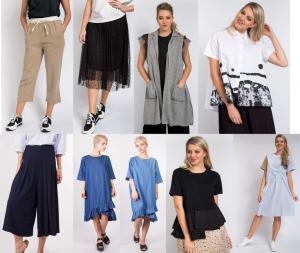 Wholesale Joblot of 100 Yuki Tokyo Ladies Mixed Clothing - Huge Variety