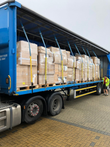 Truck Load 26 Pallets of Mixed Stationery, Office & Building/DIY Supplies