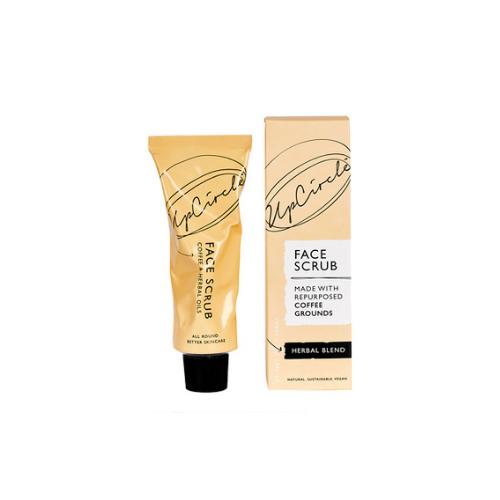 Joblot of 50 x Upcircle Herbal Blend Coffee Facial Scrub 100ml