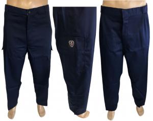 Wholesale Joblot of 20 Mens Cosalt Ballyclare Scania Trousers Navy 2 Styles
