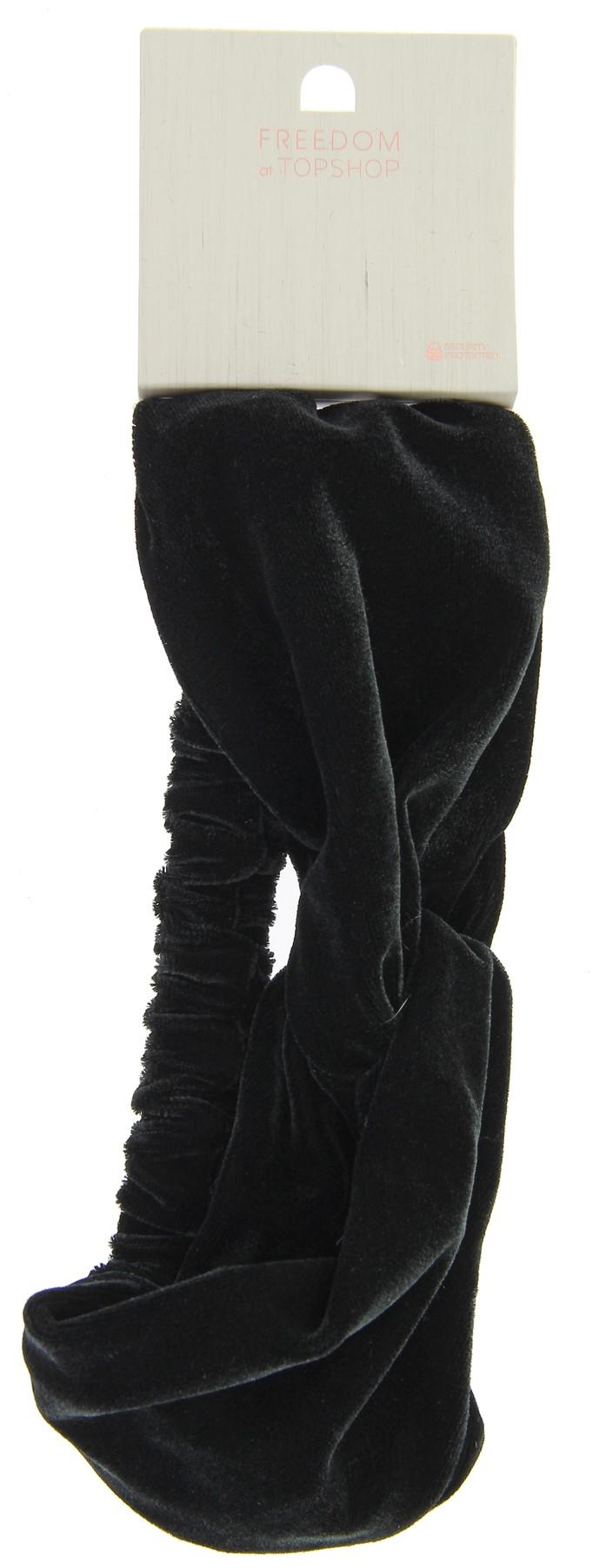 100 x Freedom at TOPSHOP hairbands | UK SELLER | BLACK
