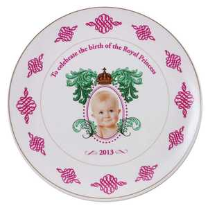 Joblot of 50 Royal Princess 2013 Celebration Souvenir Plates