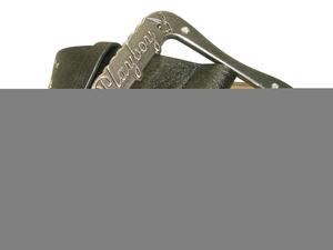 Wholesale Joblot Of 10 Vintage Playboy Buckle Ladies Black Belts (PL4106BLK)
