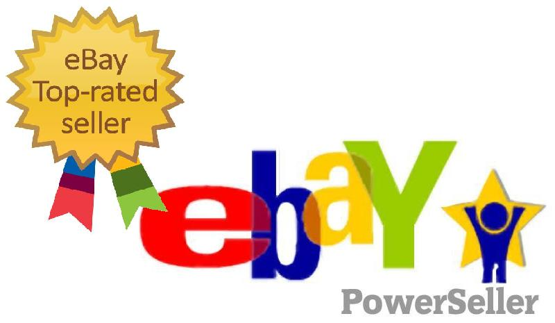 are you a top rated or ebay power seller