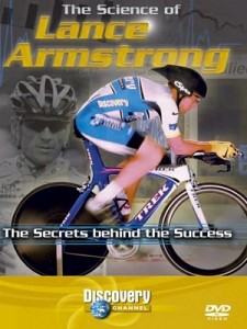 DVD The Science of Lance Armstrong