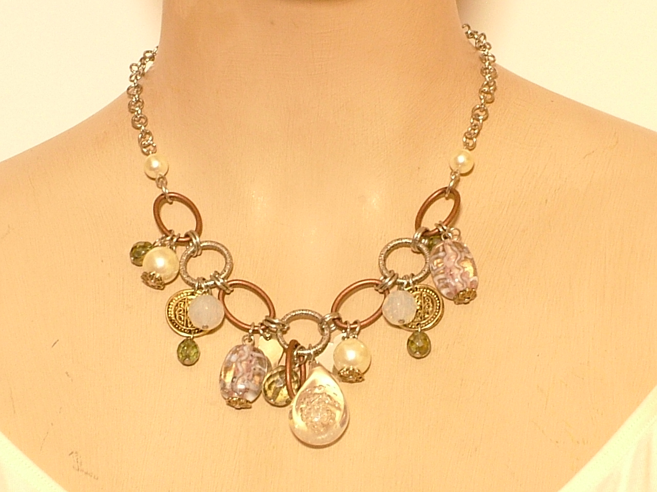 Handmade Necklace has real appeal