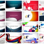 Send out some attractive business cards