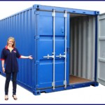 """0Ft Container great for storage"
