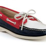 Ahoy there! Deck shoes.