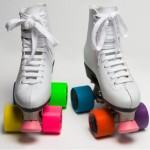 Time to get your roller skates on