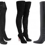 The tallest boots of all!
