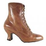 East to spot a spool heel