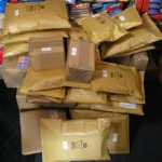 Work out the postage on this lot then, clever clogs!