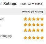 Detailed Seller Ratings
