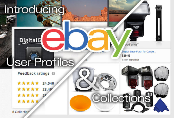 Learn all you need to know about eBay Collections