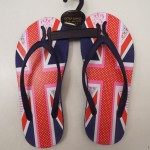The British flip flop! Well it looks British ...